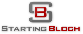 logo stating block